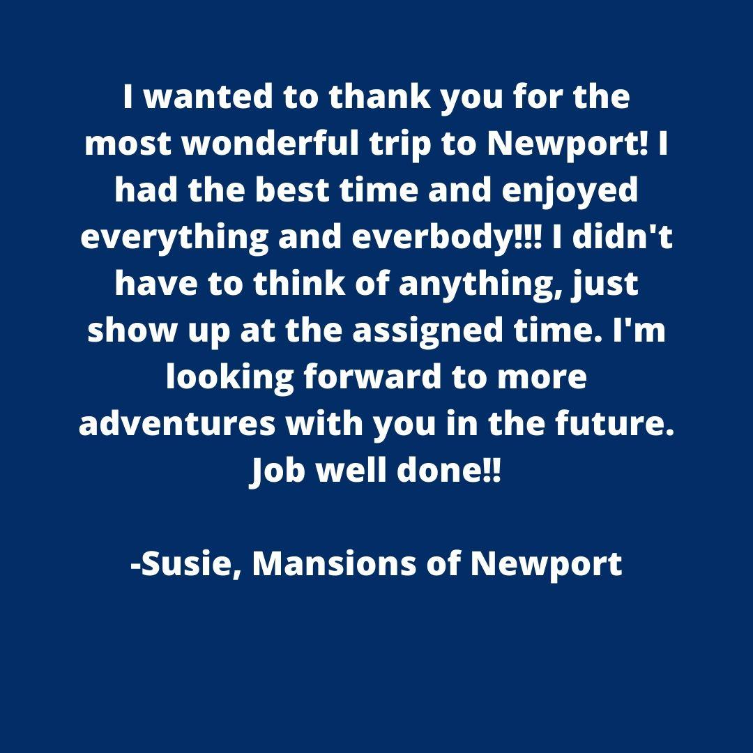 Susie Testmonial